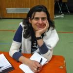 Anita vom TV Waibstadt