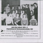 Vereinsmeisterschaft 1983